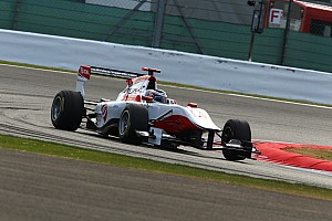 GP3 Practice report Zamparelli sets the pace in Budapest