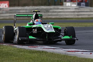 GP3 Qualifying report Stanaway storms to first pole in Budapest