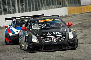 PWC Race report Cadillac and O'Connell second at Mid-Ohio