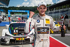 DTM Race report Marco Wittmann takes Spielberg victory