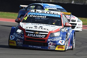 WTCC Race report Little luck for Tom Coronel in WTCC round in Argentina – video