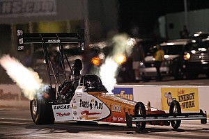 NHRA Preview Clay Millican still thinking countdown leading into the NHRA Nationals at Brainerd