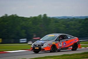 PWC Race report Michael Dimeo takes eighth win of Pirelli World Challenge season at Mid-Ohio