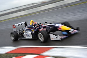 F3 Europe Race report Verstappen wins rollercoaster race at Nurburgring