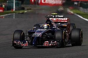 Formula 1 Race report Daniil Kvyat scored another point for Toro Rosso