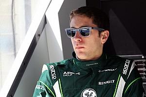 Formula 1 Breaking news Frijns to cut ties with Caterham