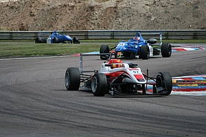BF3 Race report Cao consolidates championship lead with Brands Hatch victory