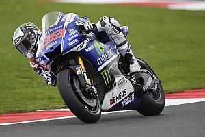 MotoGP Race report Stunning Silverstone battles deliver double Yamaha podium