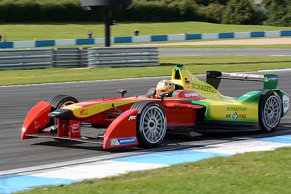 Sky Deutschland secures exclusive Formula E live TV rights