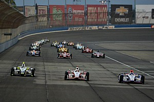 IndyCar Commentary The 2014 IndyCar season gave me a feeling of unfulfillment