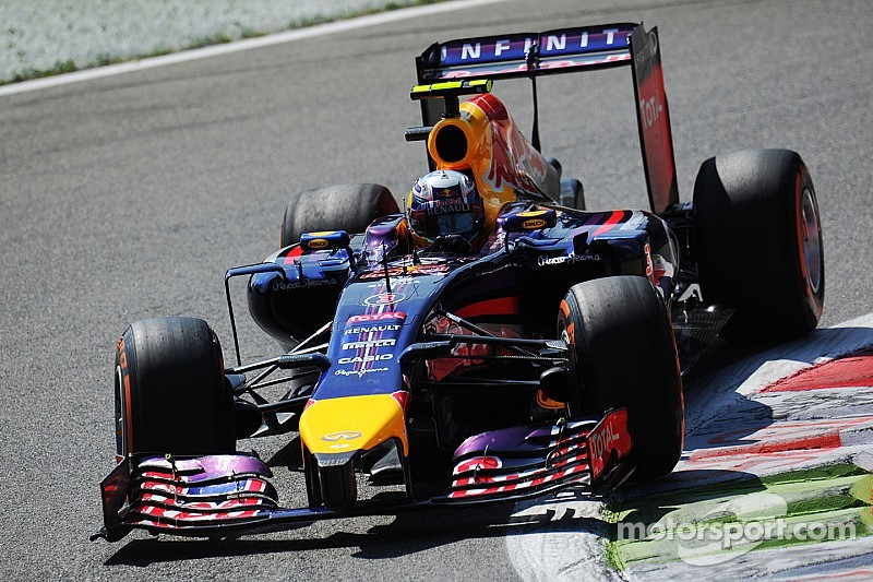 Fifth and sixth place for Red Bull in Italian GP