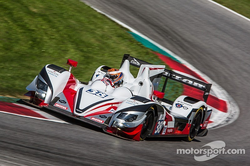 JOTA Sport determined to take European Le Mans Series lead in France