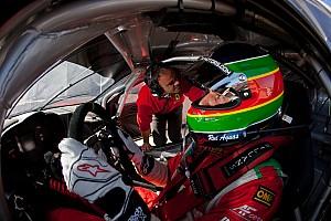 GT Practice report Ferrari tops offical GT Asia practice