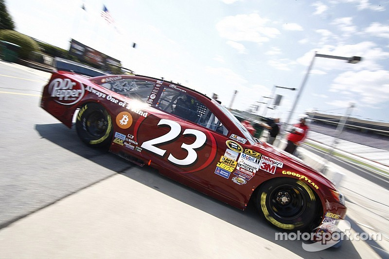 BK Racing scores top 30 with Cole Whitt at Chicagoland