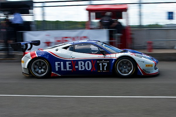 Insight Racing with Flex-Box looking to make an impression in Nürburgring 1000