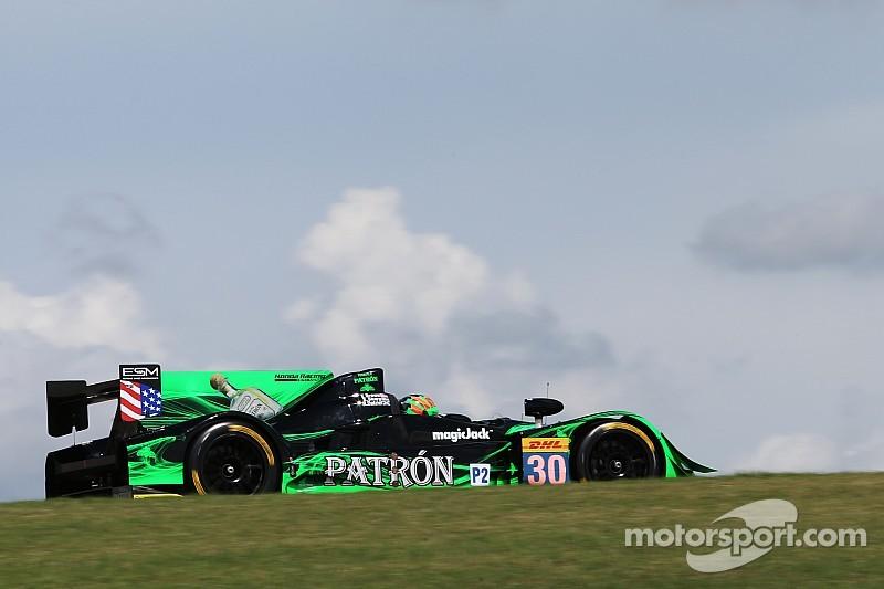 ESM, Corvette, and Krohn Racing Friday practice recap