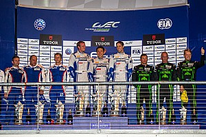 WEC Race report ESM finishes third in debut WEC race