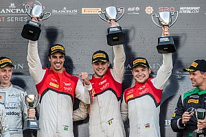 Blancpain Endurance Race report Laurens Vanthoor takes Nurburgring 1000 victory and Pro-Cup championship
