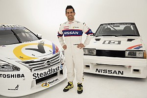 Supercars Breaking news Michael Caruso signs new multi-year driving deal with Nissan Motorsport