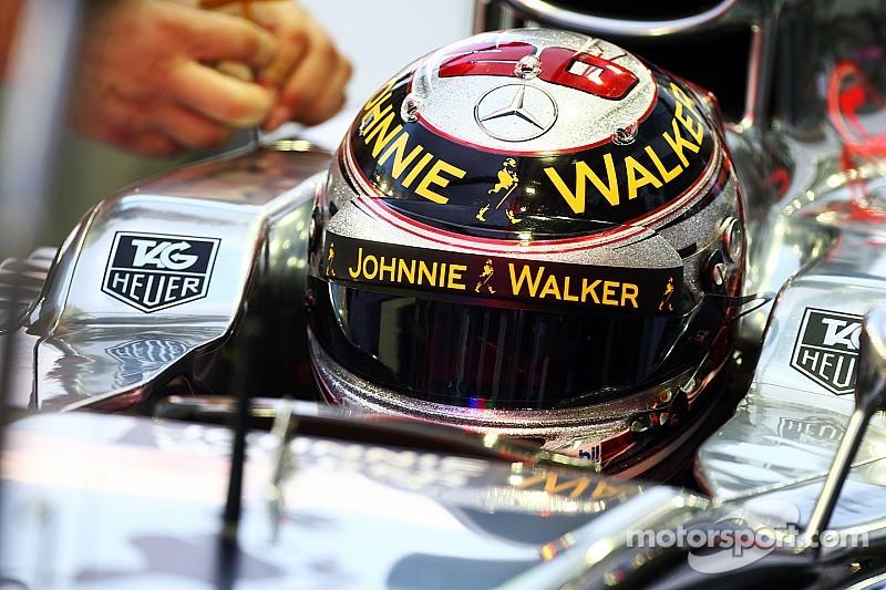 Newspaper never said McLaren lost whisky sponsor