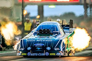 NHRA Qualifying report Force, Crampton, Enders-Stevens and Krawiec lead Friday qualifying at Midwest Nationals