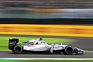 Williams: New aero parts works well in both cars on Friday free practice