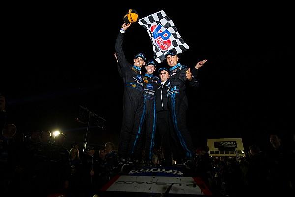 Wayne Taylor Racing takes Corvette DP to Petit Le Mans win