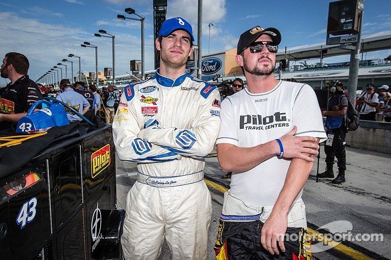 Ford young guns stepping up at Charlotte