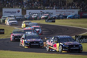 Supercars Commentary V8 Supercars: Don't fix what's not broken
