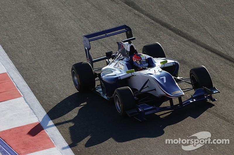 Stoneman wins first ever GP3 race at Sochi