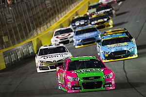 NASCAR Cup Race report Danica Patrick's strong run derailed at Charlotte