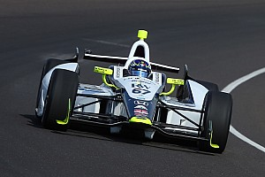 IndyCar Analysis CFH Racing coming together nicely