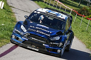 WRC Preview M-Sport mount mixed surface challenge