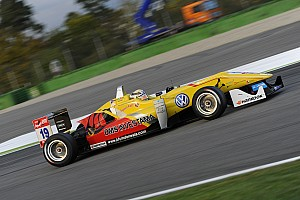 F3 Europe Race report A lights-to-flag victory and second place in the points for Tom Blomqvist