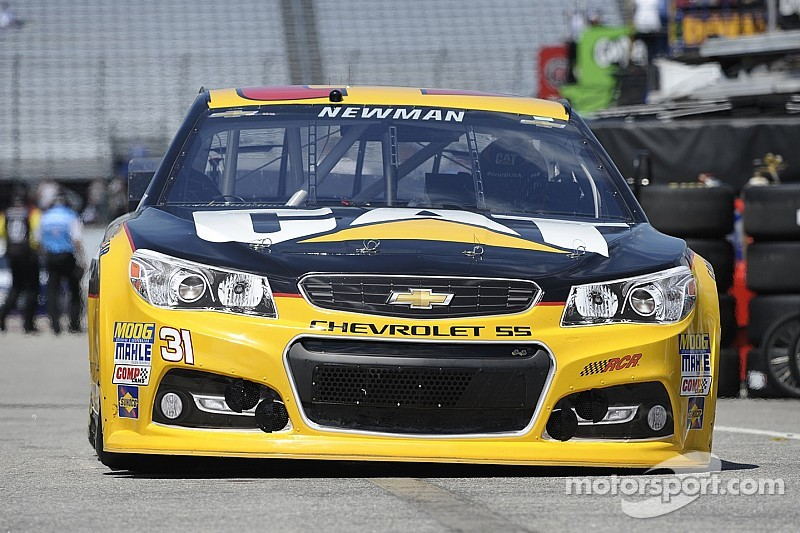Newman fails post-race inspection at Talladega