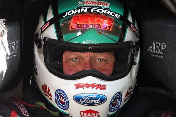 Can John Force win his 17th championship without his veteran crew chief?