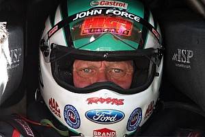 NHRA Commentary Can John Force win his 17th championship without his veteran crew chief?