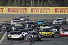Thrilling finale of the 2014 Blancpain Sprint Series at the Baku World Challenge