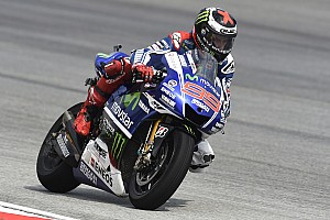 MotoGP Qualifying report Yamaha: Lorenzo secures front row in heated Sepang Qualifying
