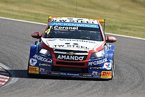WTCC Race report Tom Coronel just misses out on podium finish in Japan - video