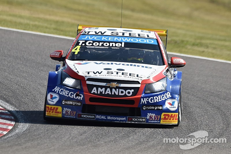 Tom Coronel just misses out on podium finish in Japan - video