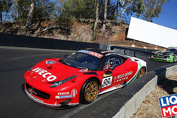 2015 Bathurst 12 Hour entry list reaches 50 cars
