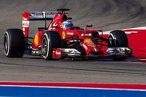 Formula 1 Qualifying report United States GP: Third and fourth row for Scuderia Ferrari
