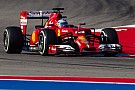 United States GP: Third and fourth row for Scuderia Ferrari