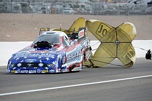 NHRA Race report Force, Hagan taking the championship battle to season-ending Pomona