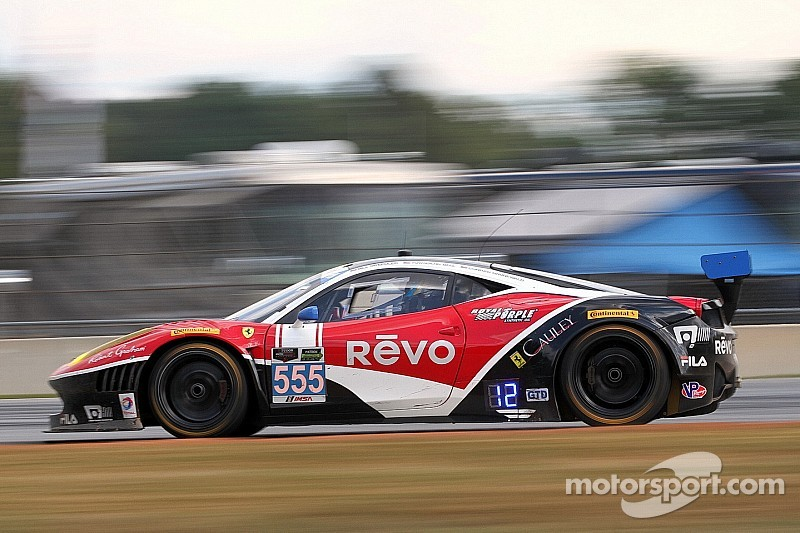 Townsend Bell, Bill Sweedler sign with Scuderia Corsa for 2015