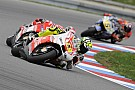 Pramac Racing Team at Valencia for the last race of the season