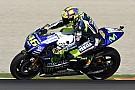 Bridgestone: Last-lap surge from Rossi results in Valencia pole position
