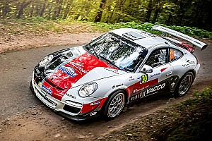 Other rally Race report Romain Dumas and the Porsche 911 GT3 RS 4.0l « RGT » in the top five