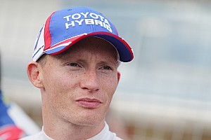 WEC Preview Mike Conway back with the WEC this weekend